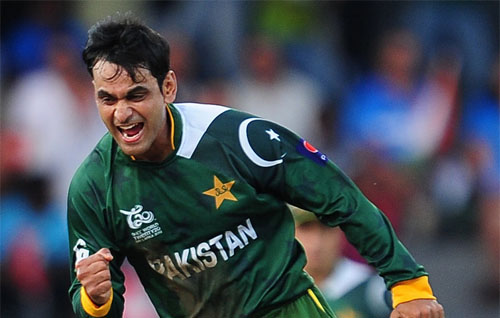 Mohammad Hafeez Only Pakistani to Feature in ICC Team