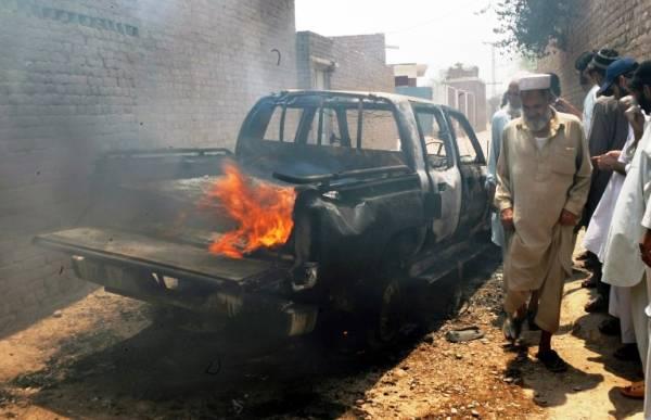 Khyber Agency Blast