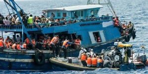 10 Dead After Boat Full Of Migrants Sinks Off Libya