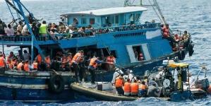 10 Dead After Boat Full Of Migrants Sinks Off Libya