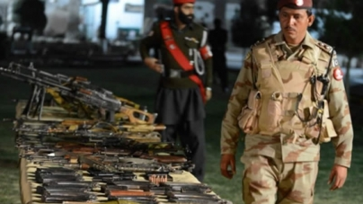 28 Suspected Militants Surrender in Balochistan