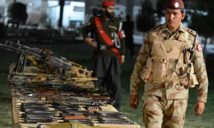 28 Suspected Militants Surrender in Balochistan