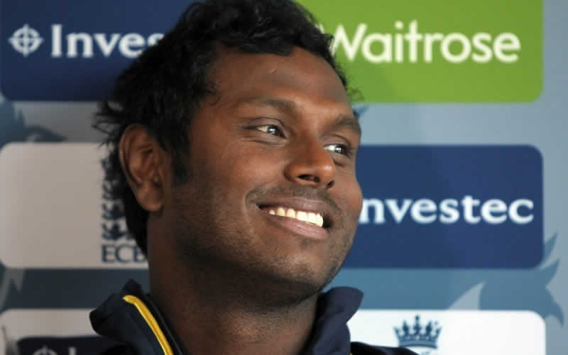 Angelo Mathews Pics