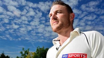 New Zealand Captain McCullum To Quit International Cricket