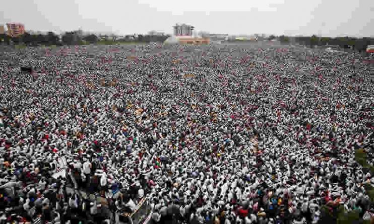 Caste Protest Hits Narendra Modi's Home State