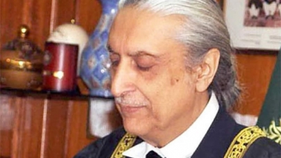 Justice Khawaja takes oath as 23rd Chief Justice