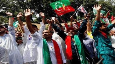 PTI Wins Laurels in KP Nazims Elections