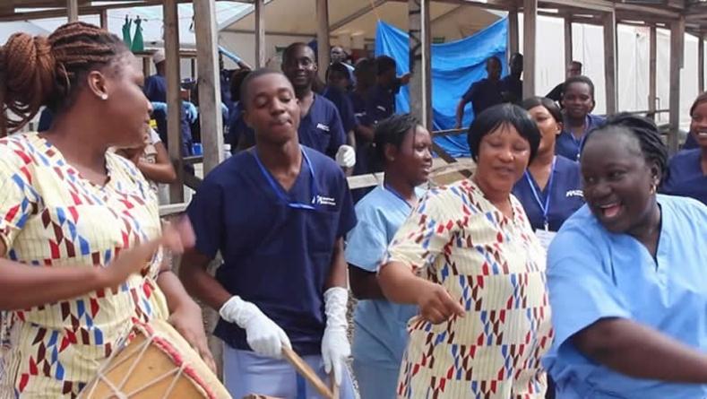 Sierra Leone's Last Known Ebola Patient Leaves Hospital