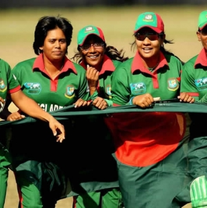 Bangladesh Women Team Arrives in Pakistan