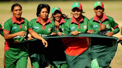 Bangladesh Women Team Arrives in Pakistan