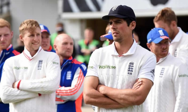 England Announce Squad for Pakistan Series