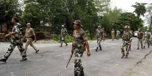 Five killed in Held Kashmir