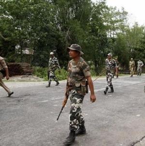 Five killed in Held Kashmir