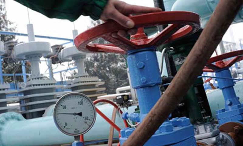 Gas tariff