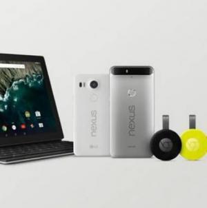 Google Counters Apple with Nexus Phones, New Tablet