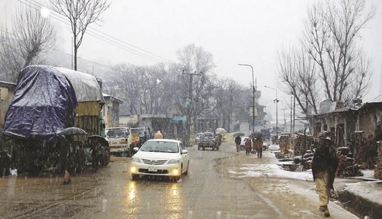 Heavy Rain Lashes Punjab and Azad Kashmir