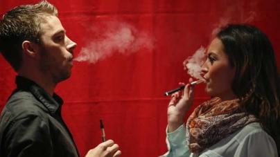 High Schoolers Use E-Cigarettes to Vape Marijuana
