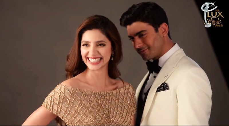 Mahira and Fawad