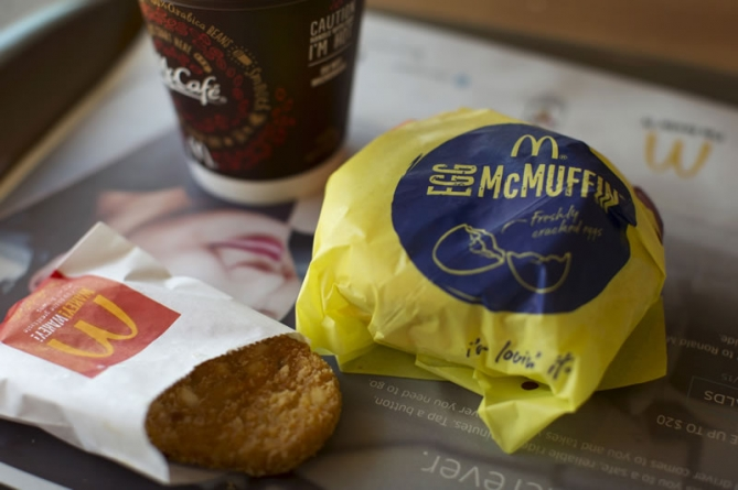 McDonalds Moves to Cage-free Eggs in US and Canada