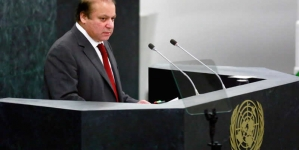 Nawaz Meets World Leaders On Sidelines of UN Session