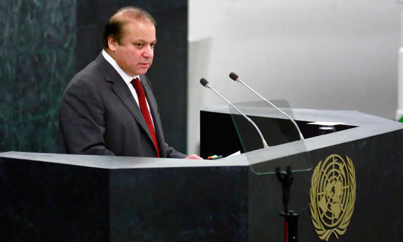 Nawaz meets world leaders