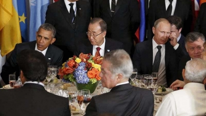 Obama, Putin Clash Over Differences on Syria's Future