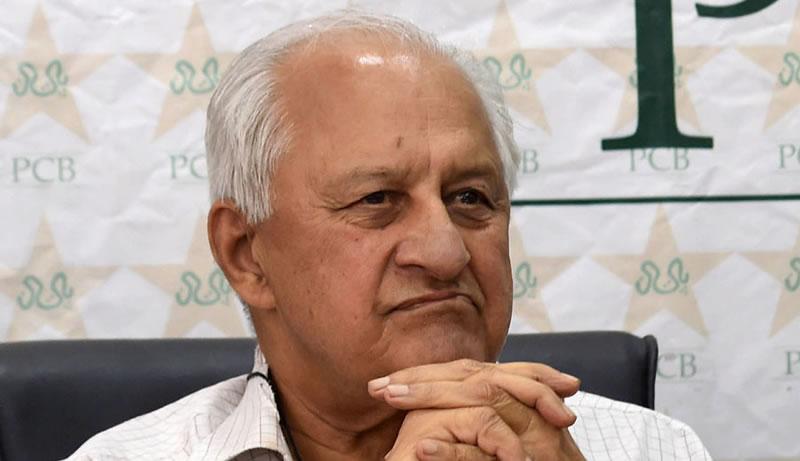 PCB chief Shaharyar Khan