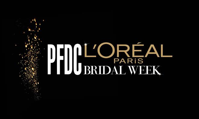 Pakistan Fashion Design Council Announces PFDC L'Oréal Paris Bridal Week 2015