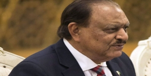 Pakistan, China to Implement Uplift Projects: Mamnoon Hussain