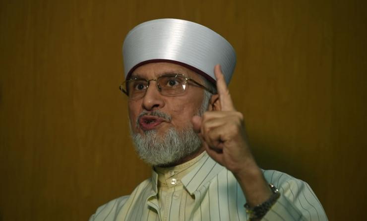 Qadri: From Preacher to Politico and Back Again