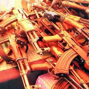 Seven Militants Surrender in Sibbi