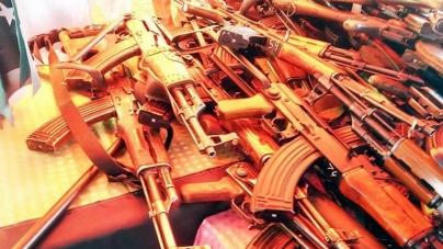 Seven Militants Surrender in Sibbi