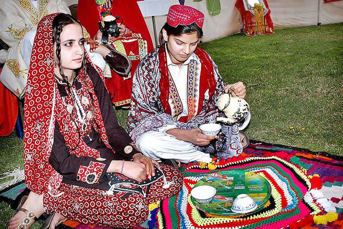 Sindhi Cap For Women