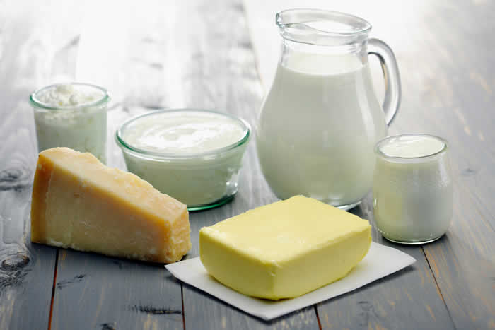 Whole-Fat Dairy Products