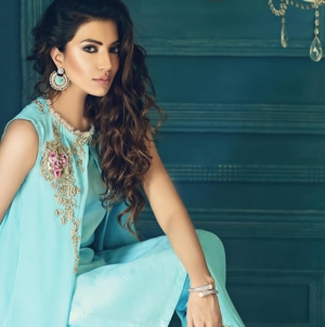 Teena by Hina Butt Eid Collection 2015