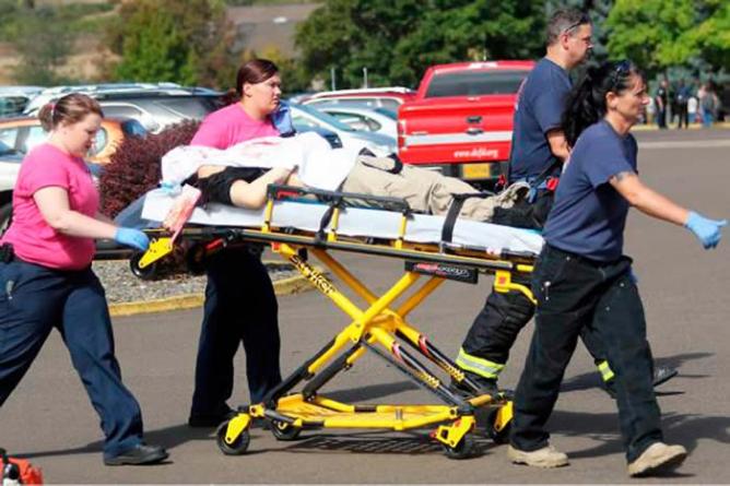 10 killed in US School Massacre