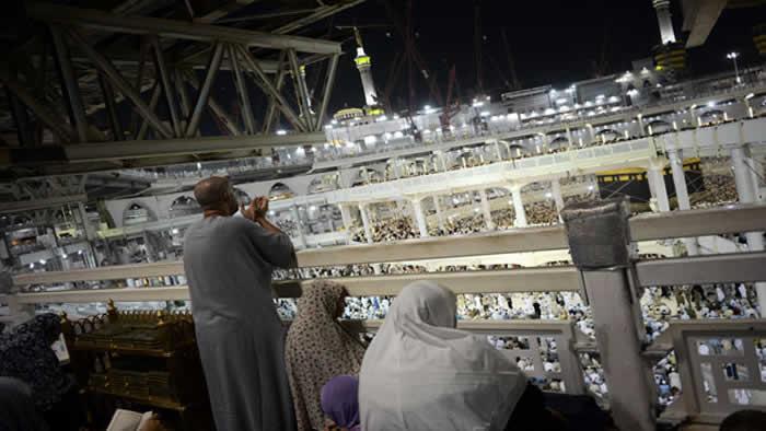 Pakistani Pilgrims Still