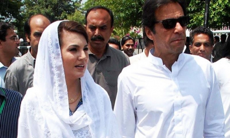 An Embarrassing Move for PTI chief, wife