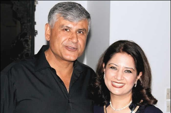 Atiqa Odho and Samar Ali Khan