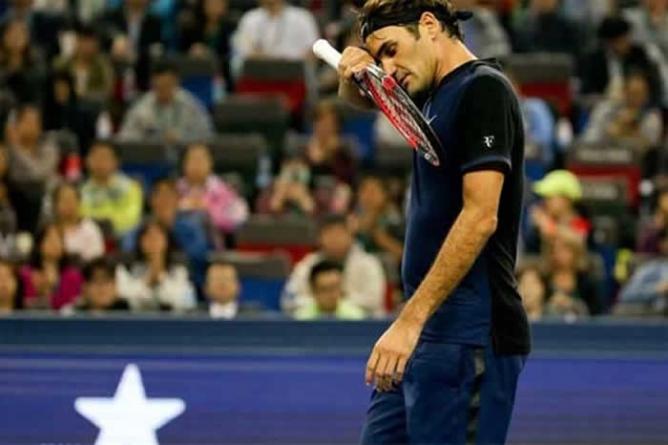Federer stunned by Spanish qualifier in Shanghai