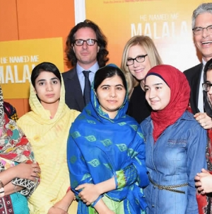 He Named Me Malala': Portrait Of Girls' Education Icon