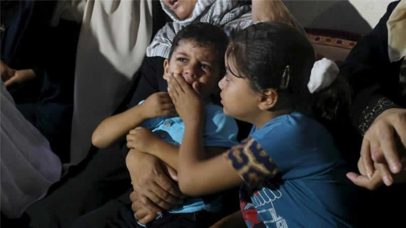 Israel 'using excessive force' on Palestinian children