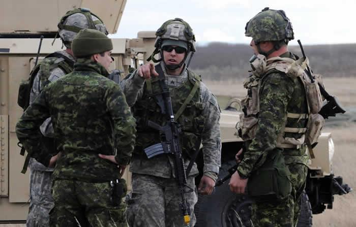 JTF2 – Canada