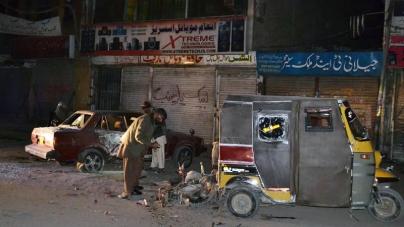 Landmine blast kills tribal elder, six others in Quetta