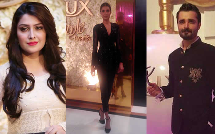 Lux Style Awards 2015: 'Na Maloom Afraad' Declared Best Film, Javaid Sheikh Best Actor and Ayeza Khan Best TV Actress