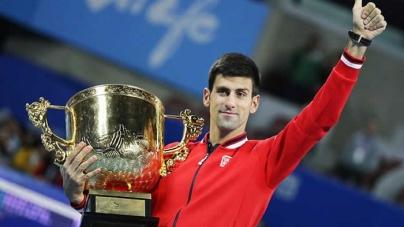 Novak Djokovic thrashes Rafael Nadal in China Open final