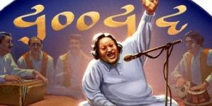 Google Honours Nusrat Fateh Ali Khan on 67th Birth Anniversary
