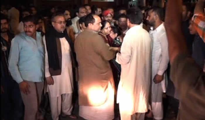 PML-N UC candidate shot dead