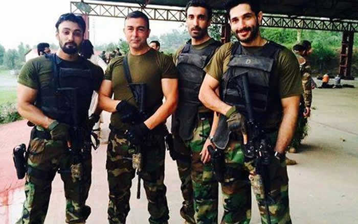 Yalghaar Movie