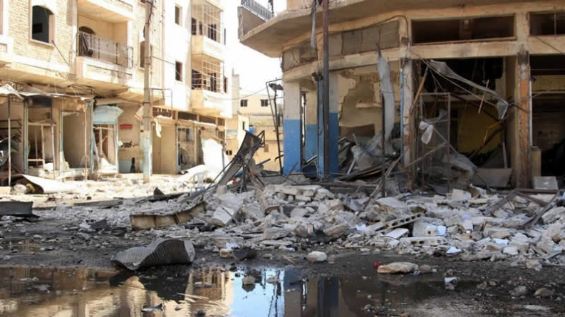 Syrian Group says Russian Strikes Killed 36